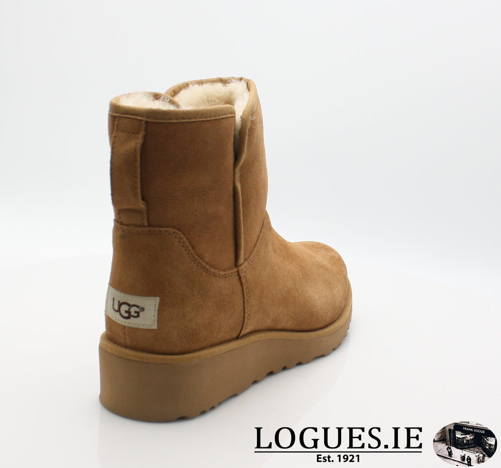 UGGS KRISTIN A/W 16-SALE-UGGS FOOTWEAR-CHESTNUT-9 US-Logues Shoes