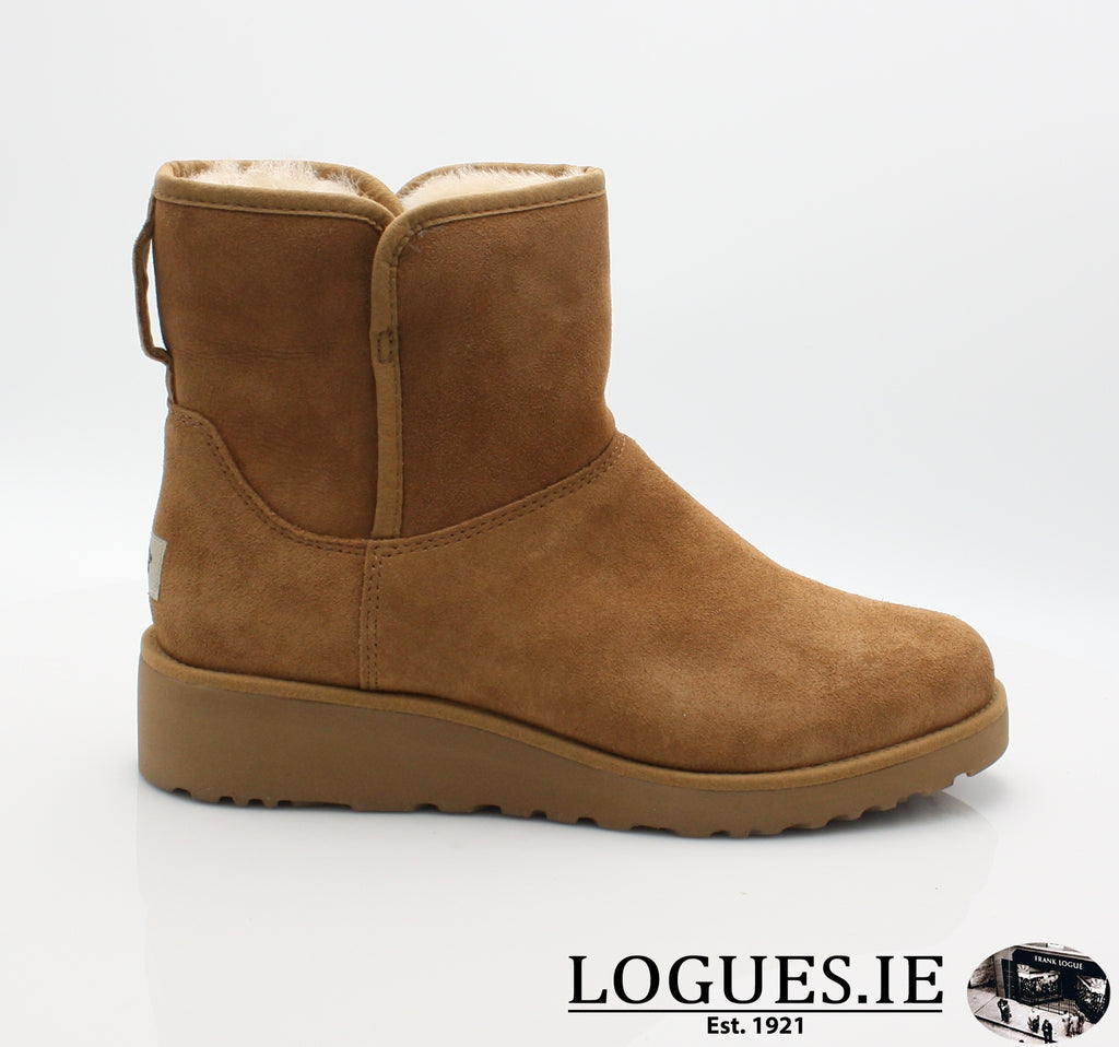 UGGS KRISTIN A/W 16-SALE-UGGS FOOTWEAR-CHESTNUT-6 US-Logues Shoes