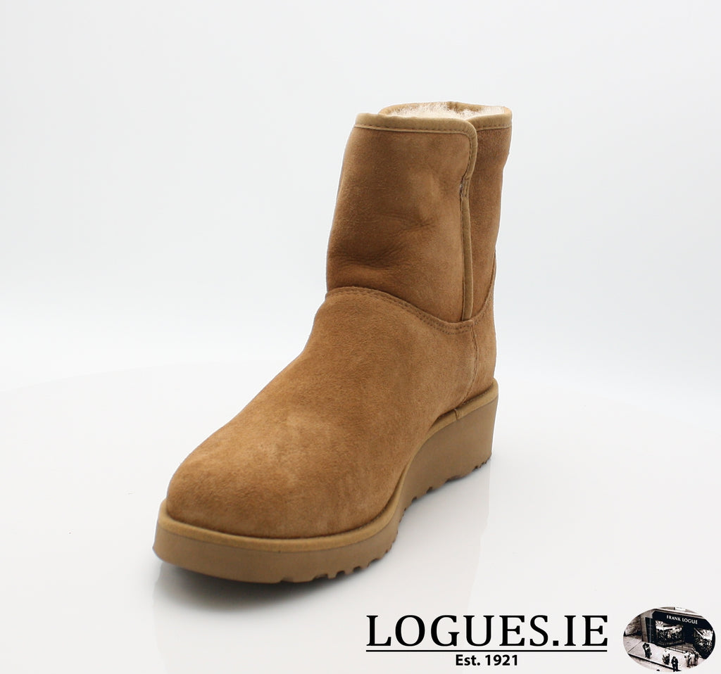 UGGS KRISTIN A/W 16-SALE-UGGS FOOTWEAR-CHESTNUT-7 US-Logues Shoes