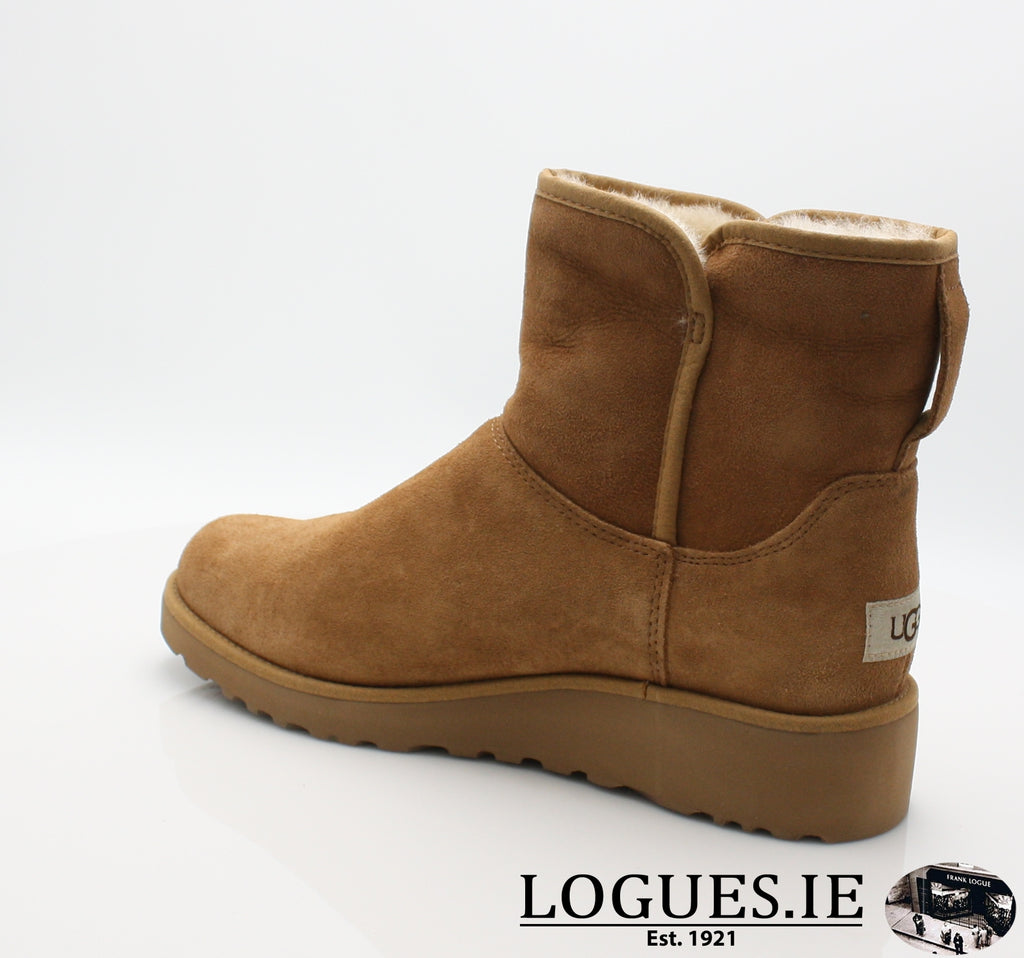 UGGS KRISTIN A/W 16-SALE-UGGS FOOTWEAR-CHESTNUT-8 US-Logues Shoes