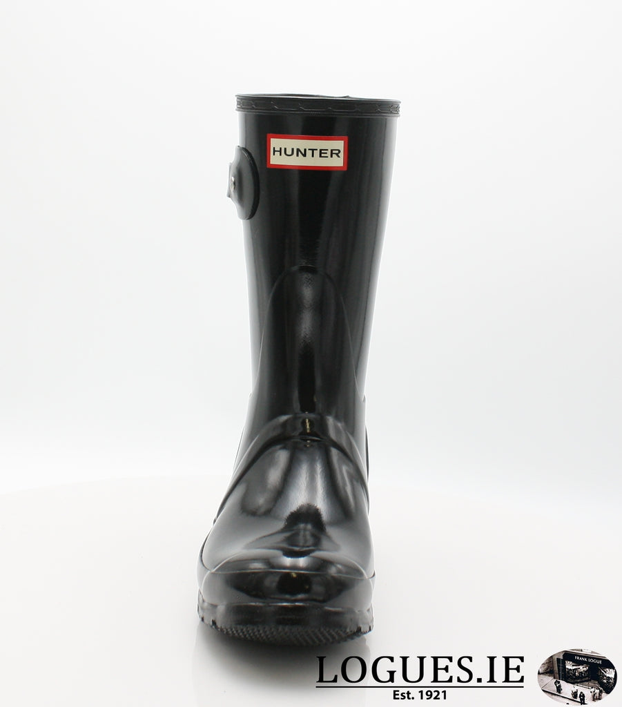WFS1000RGL ORG GLOSS SHT-Ladies-hunter boot ltd-BLACK-5-Logues Shoes
