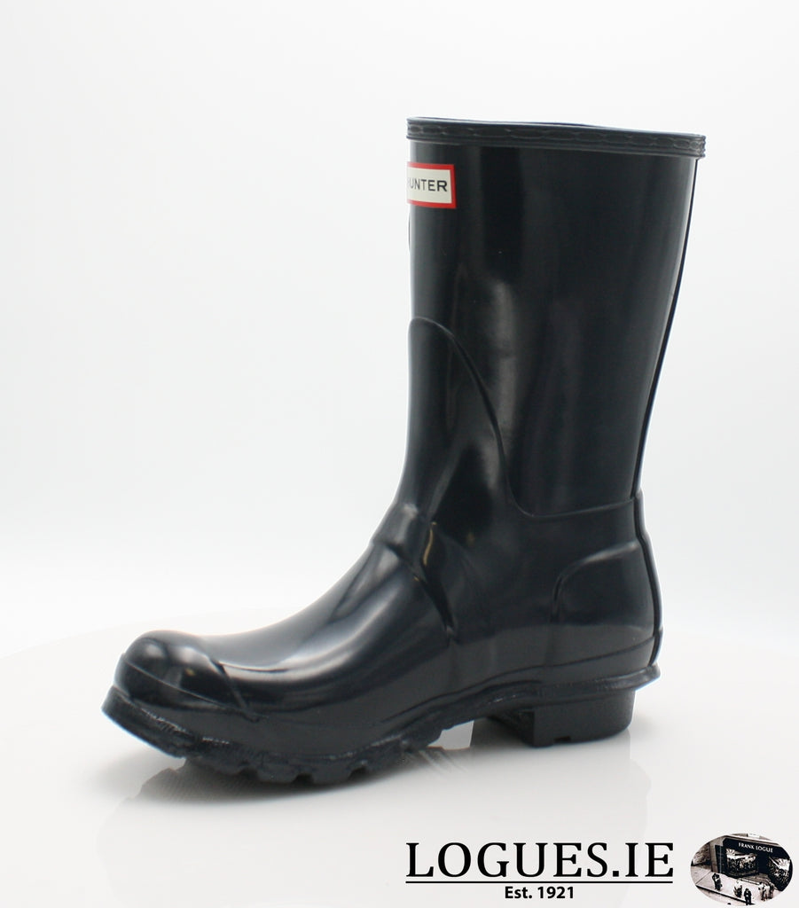 WFS1000RGL ORG GLOSS SHT-Ladies-hunter boot ltd-NAVY-7-Logues Shoes