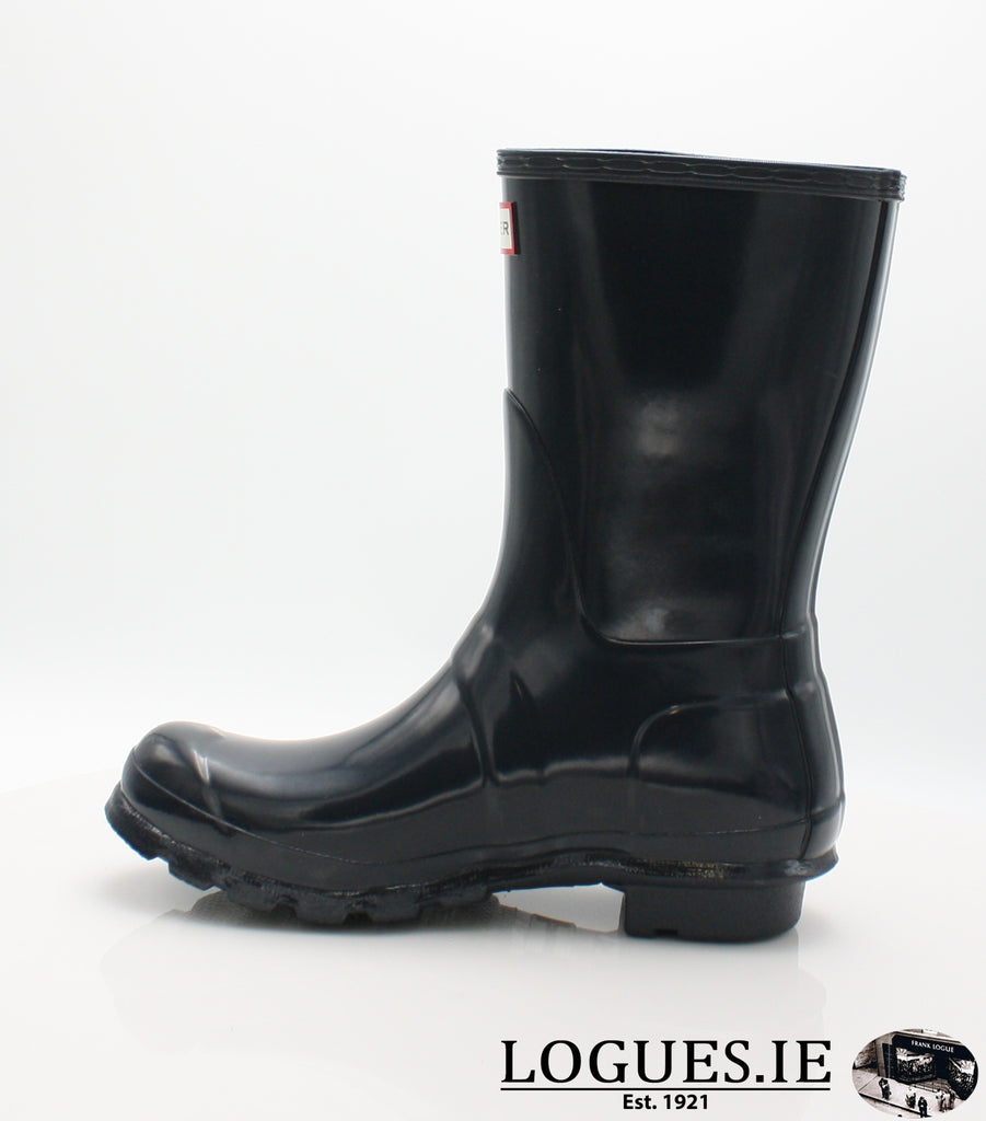 WFS1000RGL ORG GLOSS SHT-Ladies-hunter boot ltd-NAVY-8-Logues Shoes