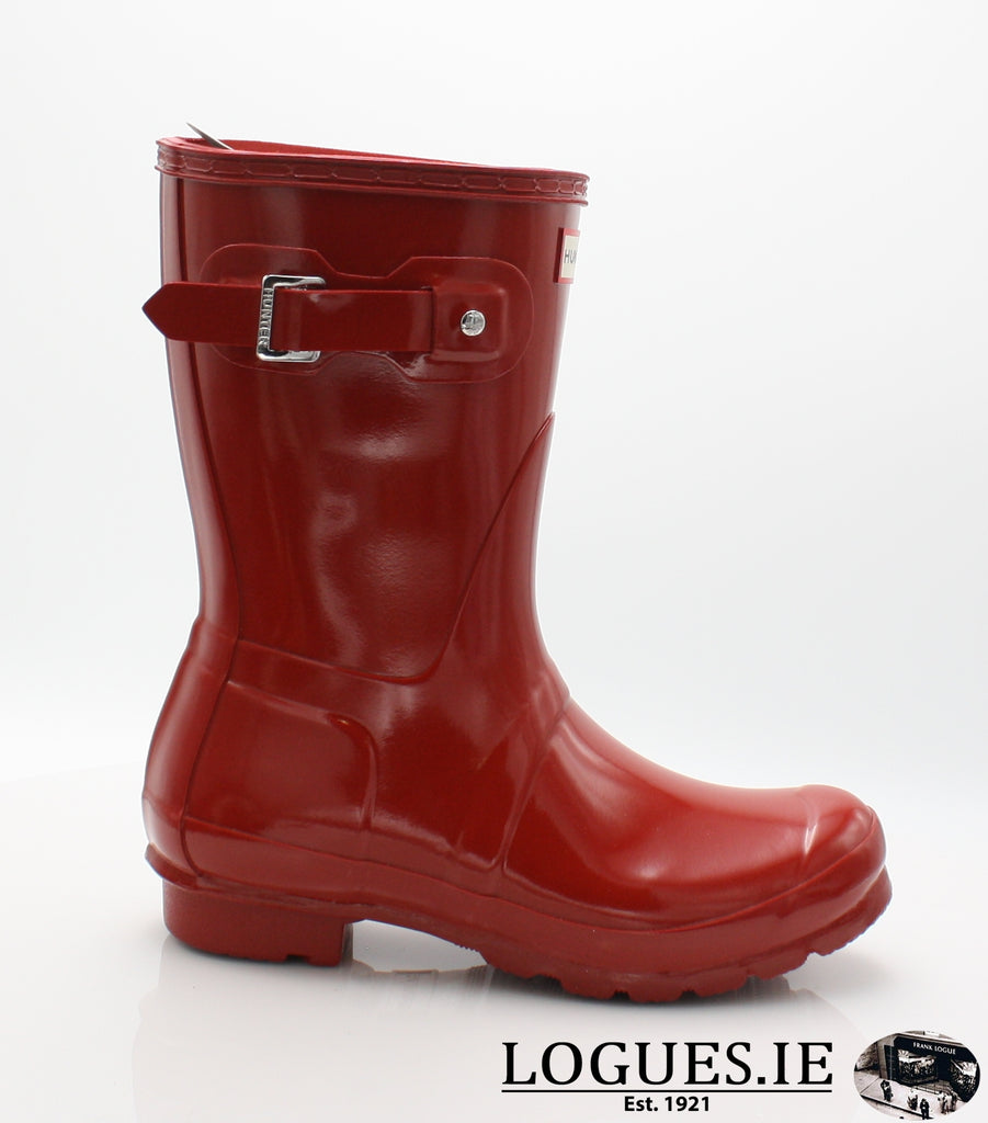 WFS1000RGL ORG GLOSS SHT-Ladies-hunter boot ltd-MILARITY RED-3-Logues Shoes