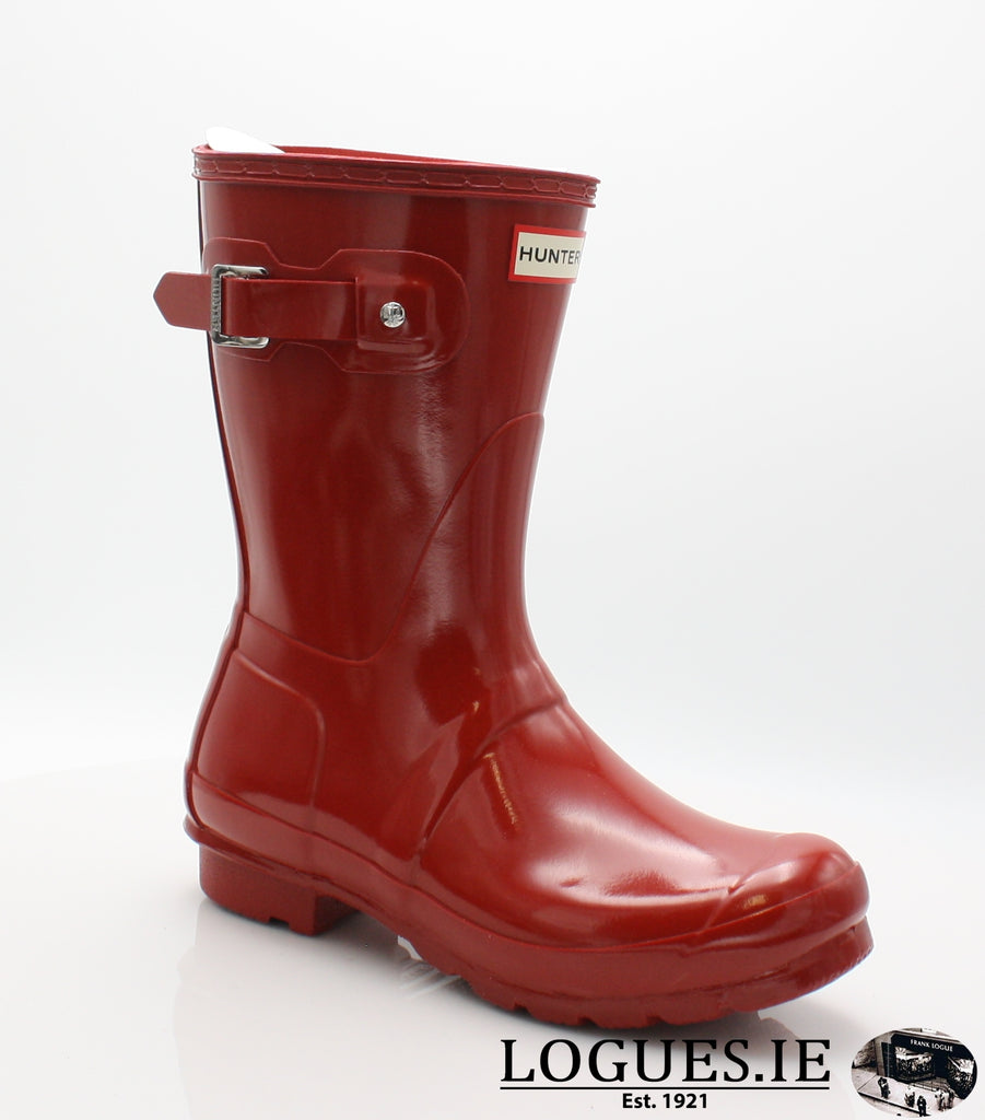 WFS1000RGL ORG GLOSS SHT-Ladies-hunter boot ltd-MILARITY RED-4-Logues Shoes