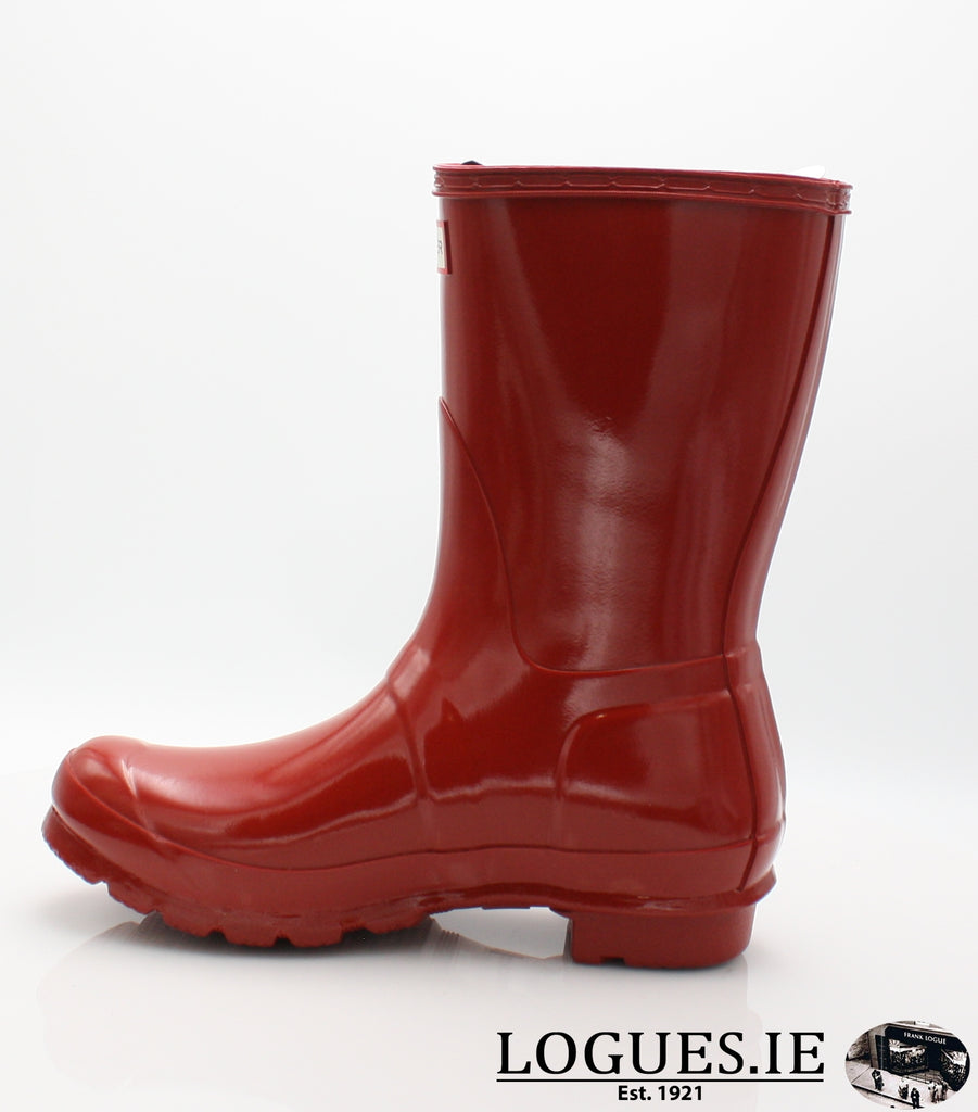 WFS1000RGL ORG GLOSS SHT, Ladies, hunter boot ltd, Logues Shoes - Logues Shoes.ie Since 1921, Galway City, Ireland.