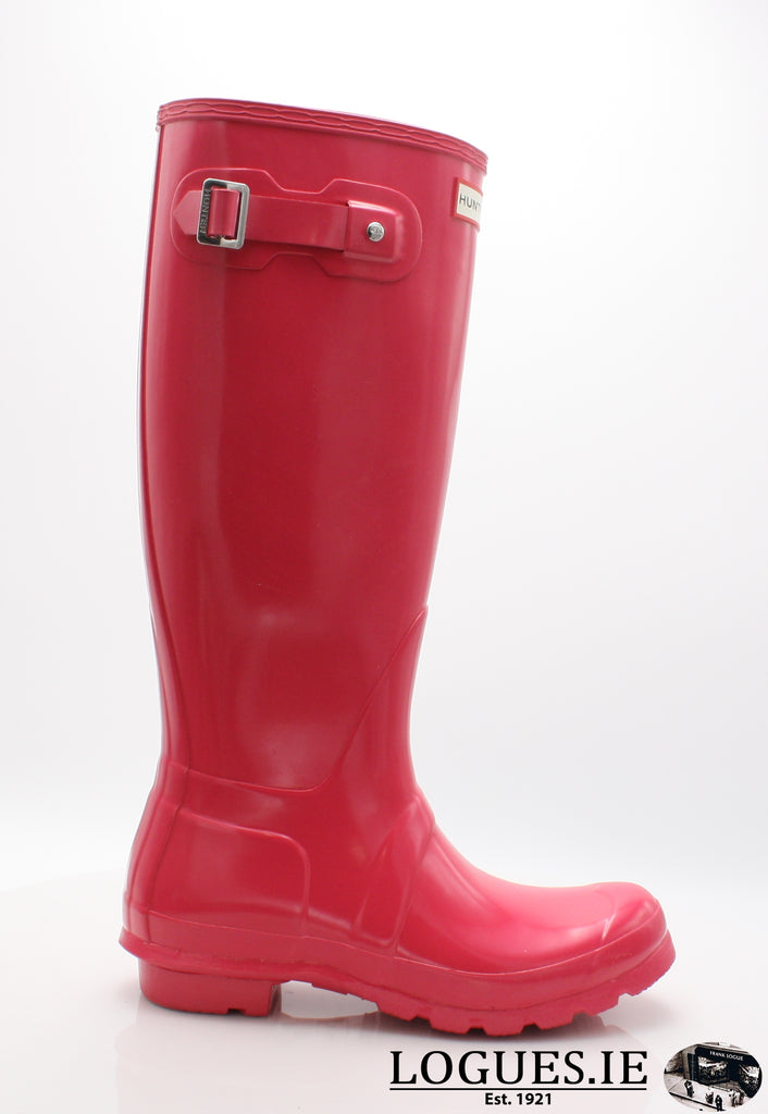 WFT1000RGL HUNTER-Ladies-hunter boot ltd-BRIGHT PINK-36 - 43-Logues Shoes