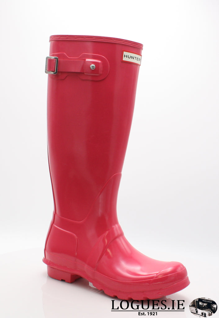 WFT1000RGL HUNTER-Ladies-hunter boot ltd-BRIGHT PINK-36-Logues Shoes