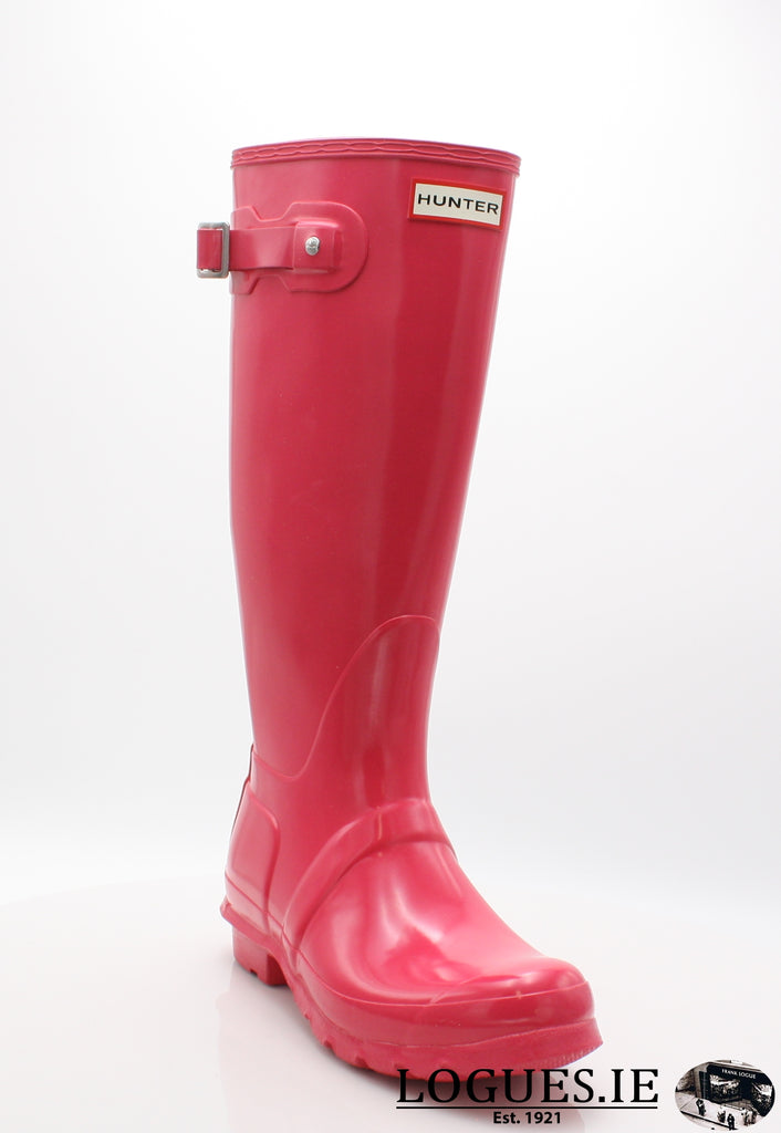 WFT1000RGL HUNTER-Ladies-hunter boot ltd-BRIGHT PINK-37-Logues Shoes