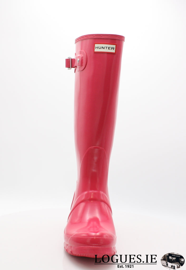 WFT1000RGL HUNTER-Ladies-hunter boot ltd-BRIGHT PINK-38-Logues Shoes