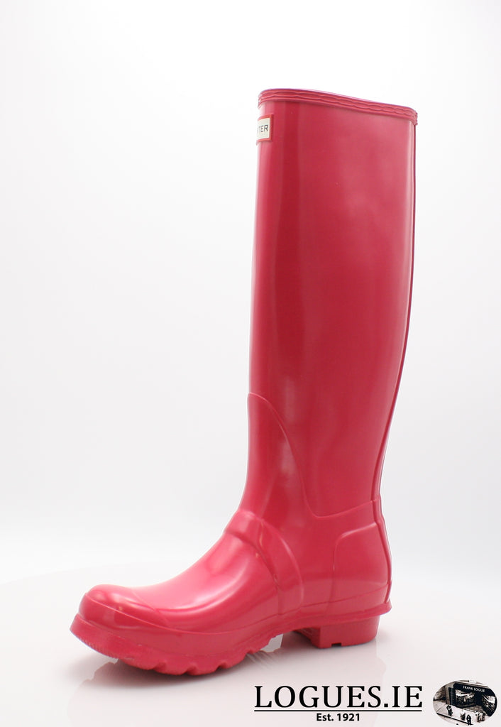 WFT1000RGL HUNTER-Ladies-hunter boot ltd-BRIGHT PINK-39-Logues Shoes