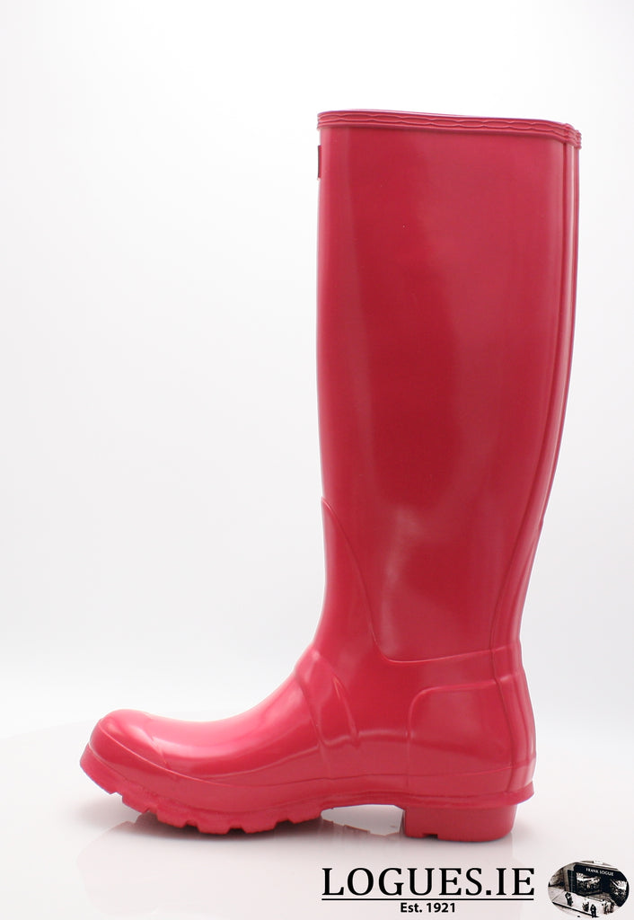 WFT1000RGL HUNTER-Ladies-hunter boot ltd-BRIGHT PINK-40-Logues Shoes