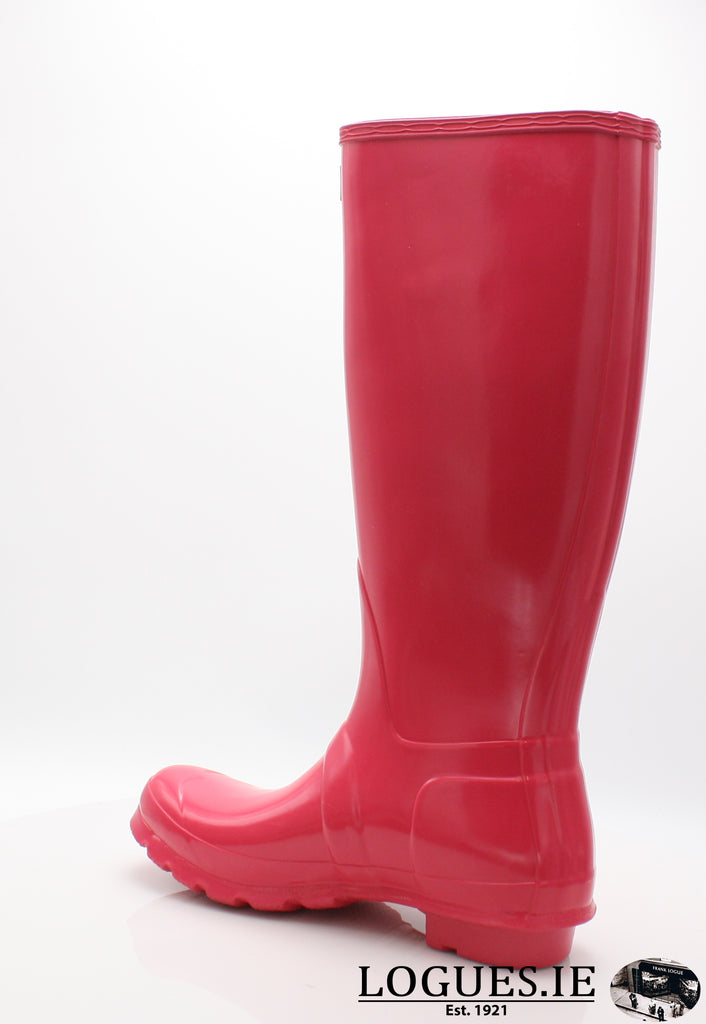 WFT1000RGL HUNTER-Ladies-hunter boot ltd-BRIGHT PINK-41-Logues Shoes