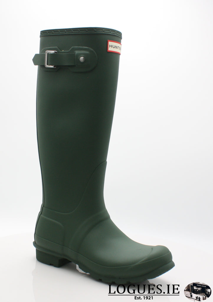 WFT1000RMA HUNTER-Ladies-hunter boot ltd-HUNTER GREEN-37-Logues Shoes
