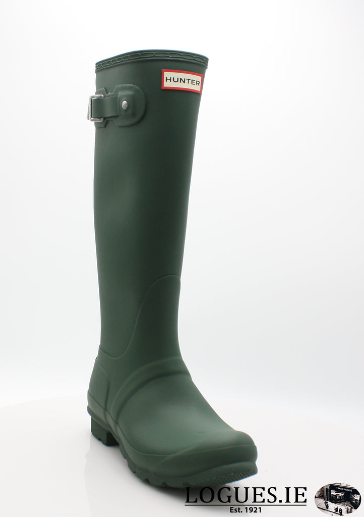 WFT1000RMA HUNTER-Ladies-hunter boot ltd-HUNTER GREEN-38-Logues Shoes