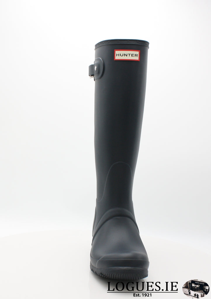 w23499 ORg t wft1000rma-Ladies-hunter boot ltd-NAVY-6-Logues Shoes