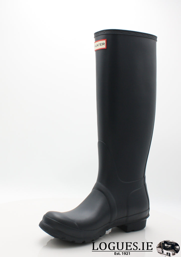 w23499 ORg t wft1000rma-Ladies-hunter boot ltd-NAVY-7-Logues Shoes