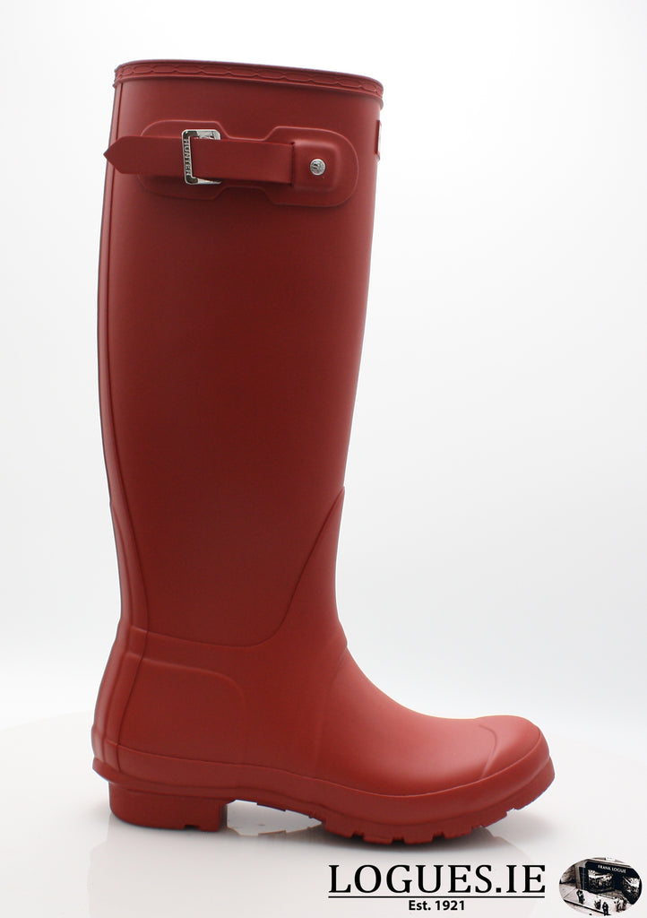 w23499 ORg t wft1000rma-Ladies-hunter boot ltd-MILARTY RED-3-Logues Shoes