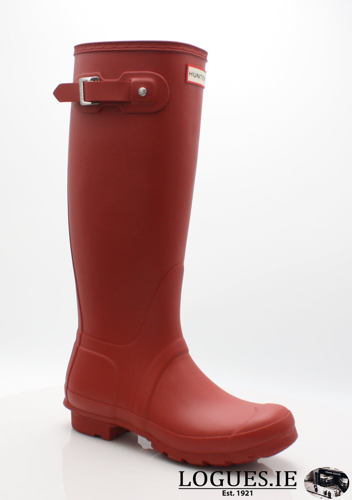 w23499 ORg t wft1000rma-Ladies-hunter boot ltd-MILARTY RED-4-Logues Shoes