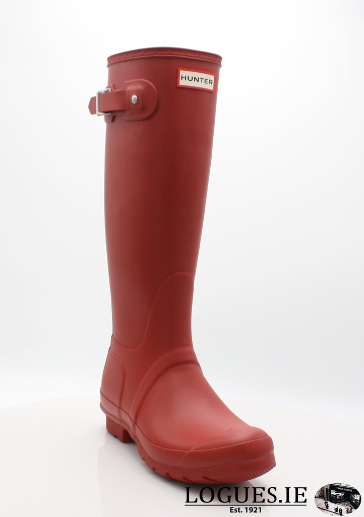 w23499 ORg t wft1000rma-Ladies-hunter boot ltd-MILARTY RED-5-Logues Shoes