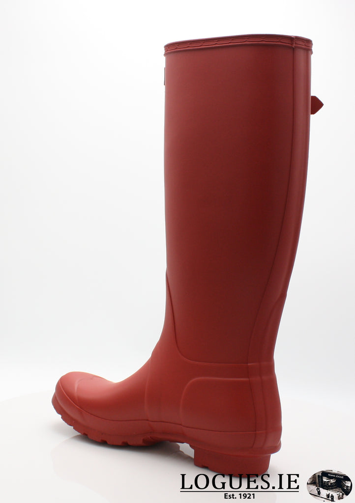 w23499 ORg t wft1000rma-Ladies-hunter boot ltd-MILARTY RED-8-Logues Shoes