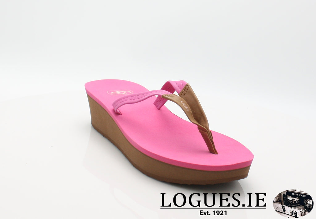 UGGS RUBY 1006346 S/S 17-SALE-UGGS FOOTWEAR-FUCHSIA-37 EU 6 US 4 UK-Logues Shoes