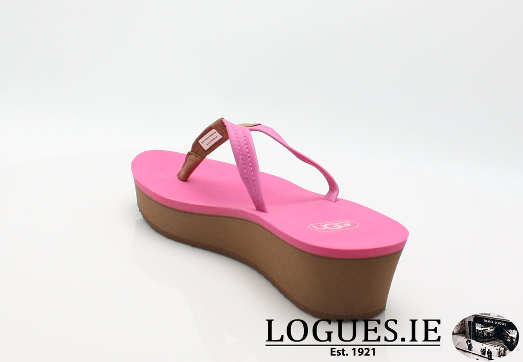 UGGS RUBY 1006346 S/S 17-SALE-UGGS FOOTWEAR-FUCHSIA-40 EU 9 US 6.5 UK-Logues Shoes