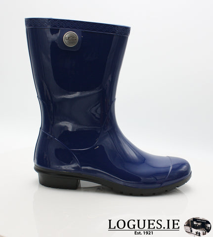 UGGS SIENNA 1014452LadiesLogues ShoesBLUE JAY / 5 US =3.5 UK