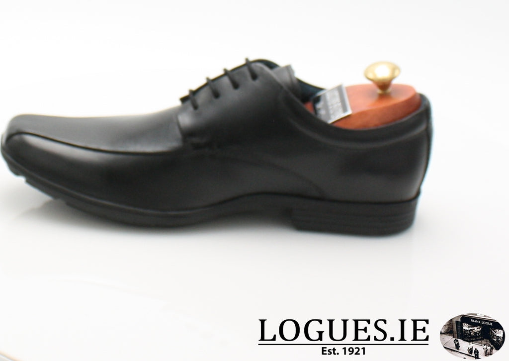 WESSEX S/S18-Mens-POD SHOES-BLACK-40-Logues Shoes