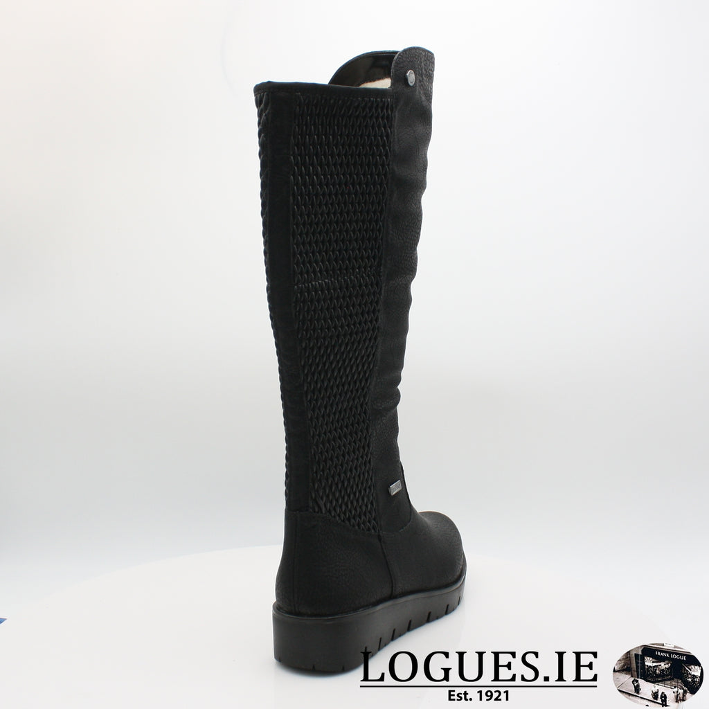 X2390 RIEKER 19, Ladies, RIEKIER SHOES, Logues Shoes - Logues Shoes.ie Since 1921, Galway City, Ireland.