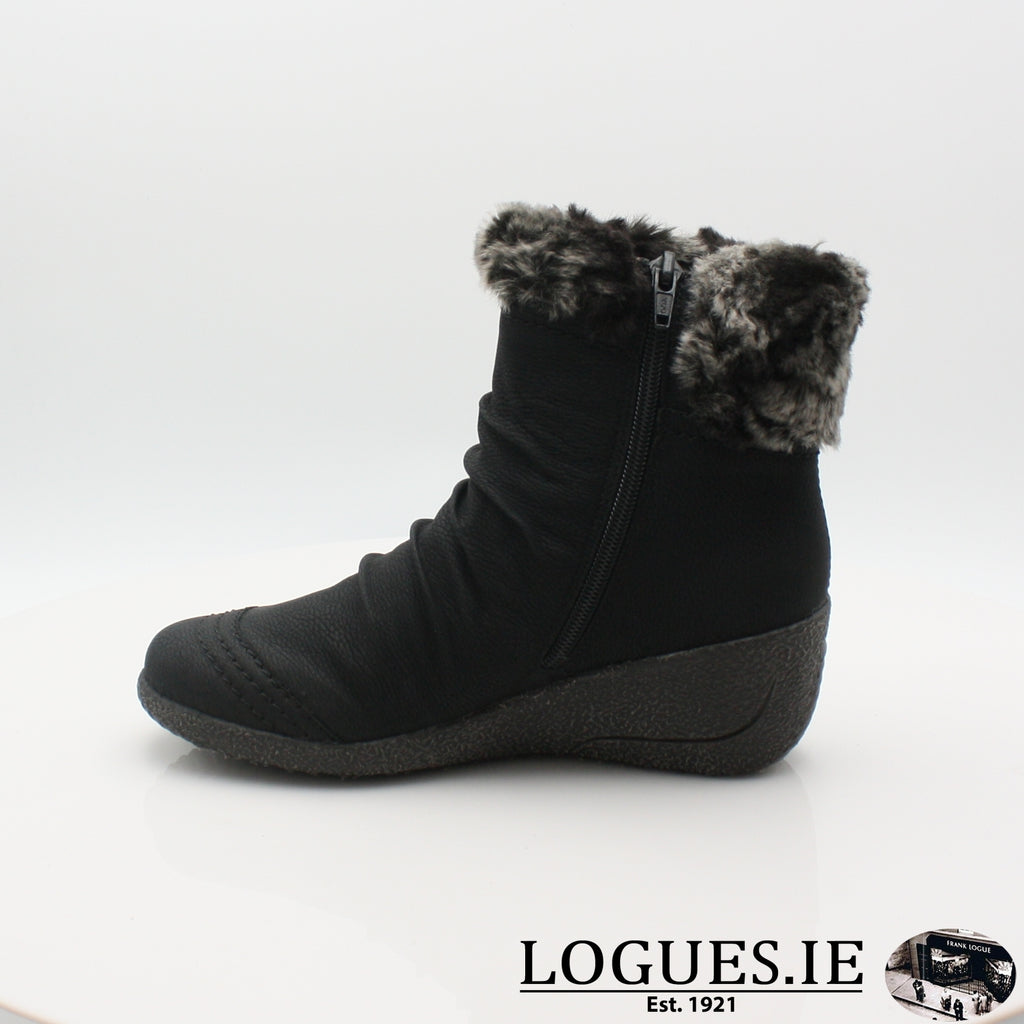 Y0363 RIEKER 19, Ladies, RIEKIER SHOES, Logues Shoes - Logues Shoes.ie Since 1921, Galway City, Ireland.