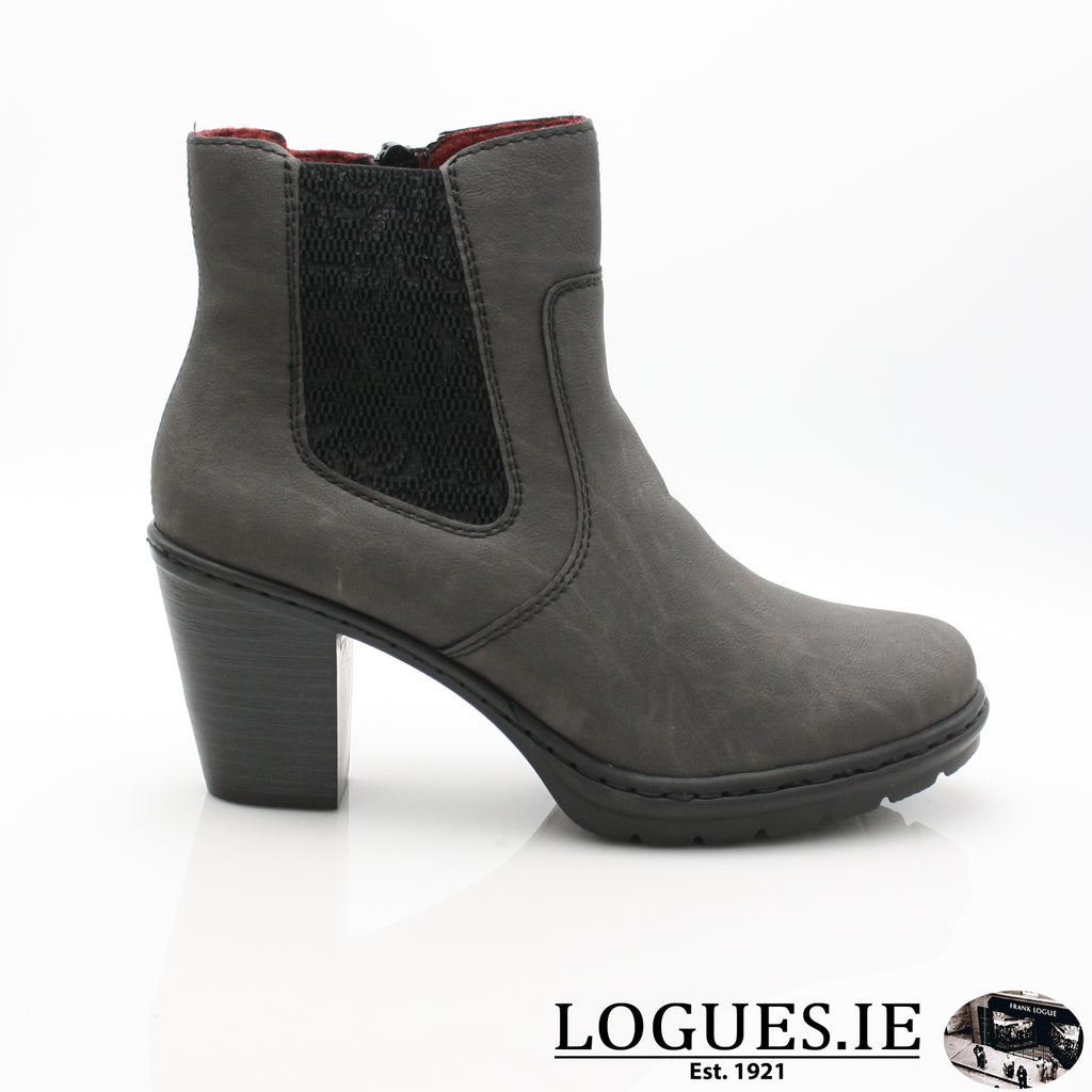 Y1574 RIEKER, Ladies, RIEKIER SHOES, Logues Shoes - Logues Shoes.ie Since 1921, Galway City, Ireland.