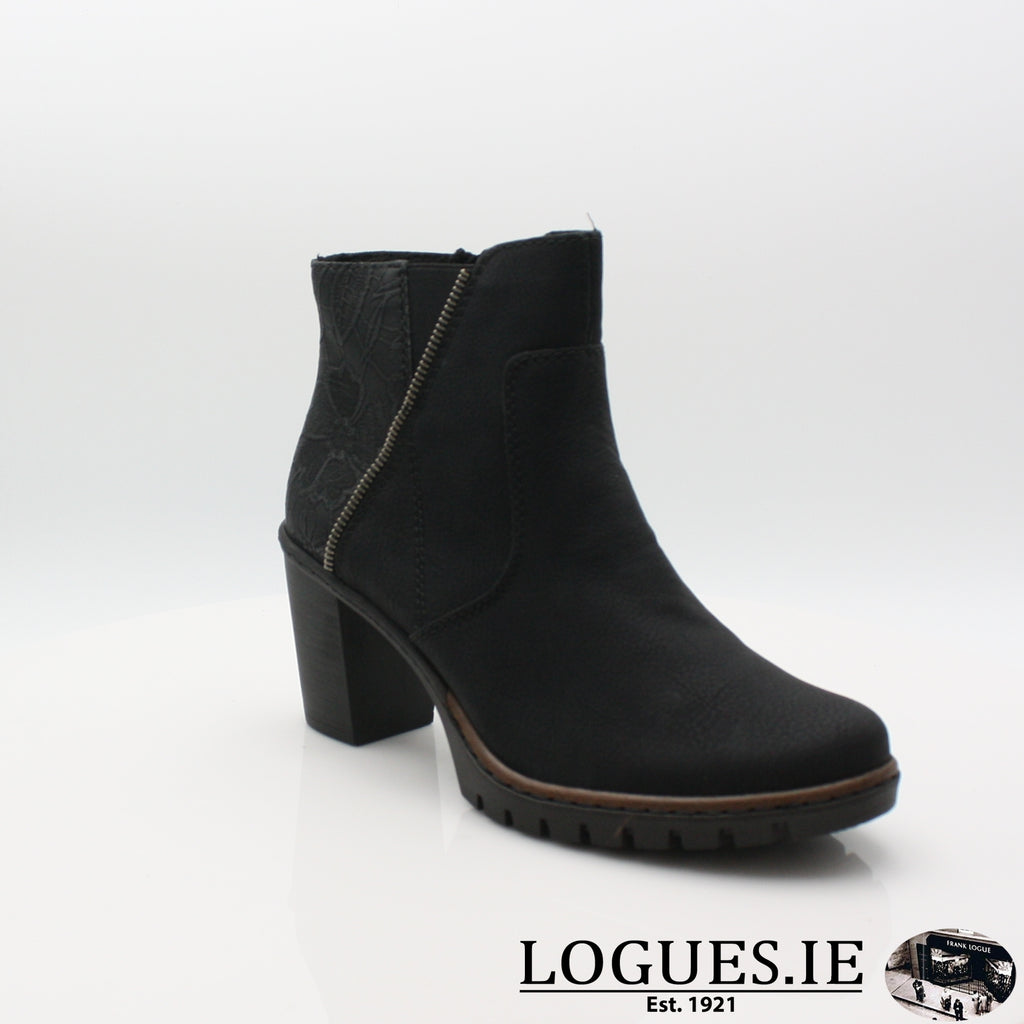 Y2590 RIEKER 19BOOTSLogues Shoes