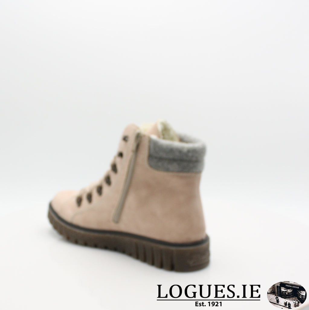Y3440 RIEKER 19, Ladies, RIEKIER SHOES, Logues Shoes - Logues Shoes.ie Since 1921, Galway City, Ireland.