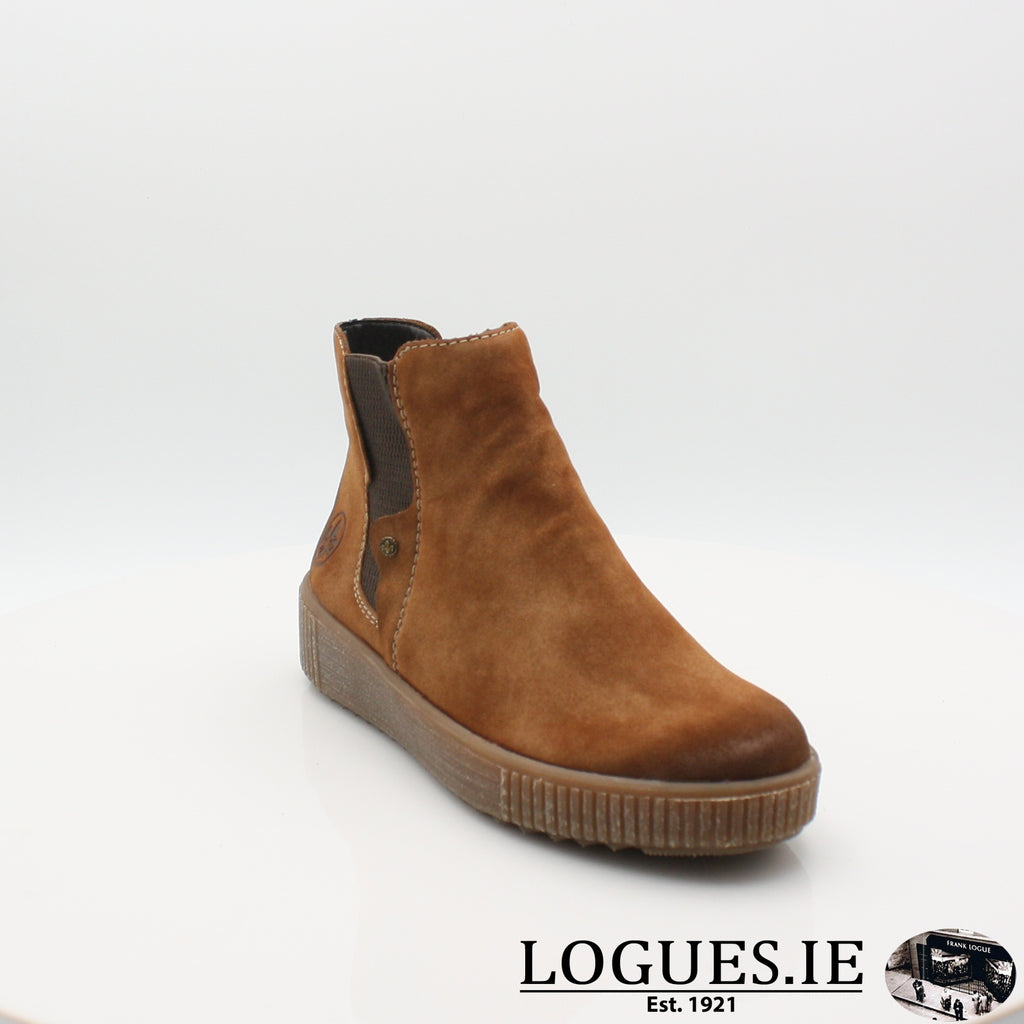 Y6461 RIEKER 19, Ladies, RIEKIER SHOES, Logues Shoes - Logues Shoes.ie Since 1921, Galway City, Ireland.