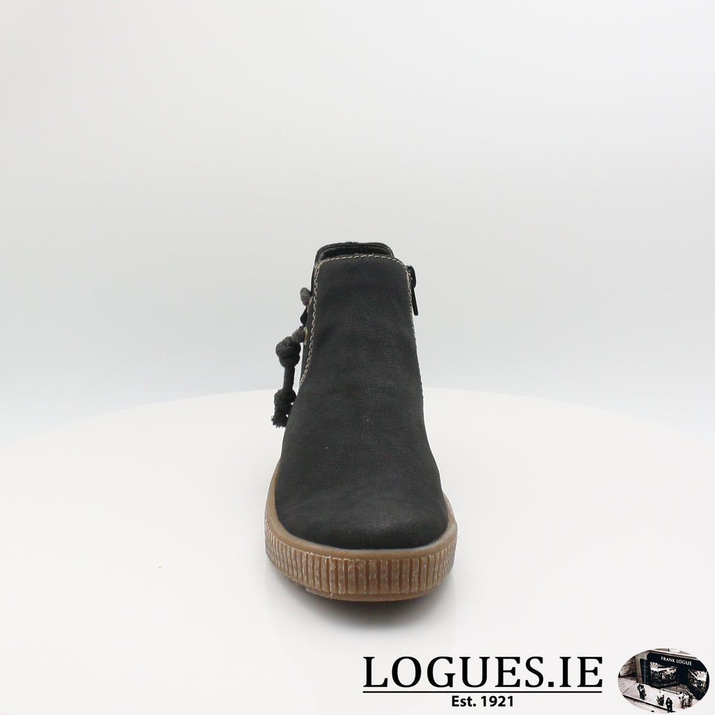 Y6462 RIEKER 19, Ladies, RIEKIER SHOES, Logues Shoes - Logues Shoes.ie Since 1921, Galway City, Ireland.