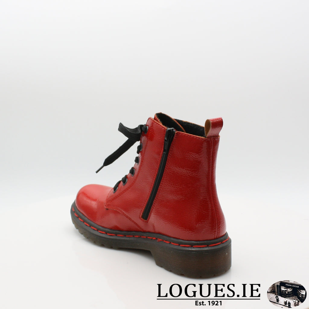 Y8210 RIEKER 19BOOTSLogues Shoes