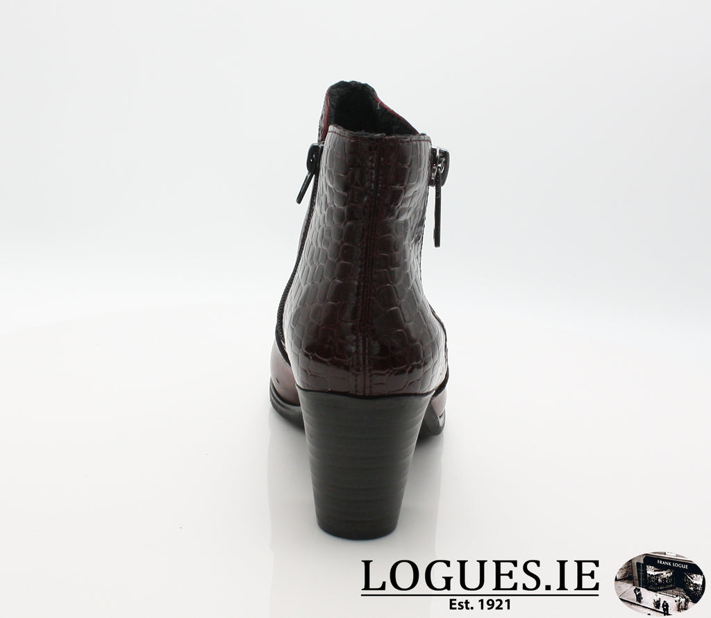 RKR Y8965LadiesLogues Shoeschianti/bordeaux 35 / 41