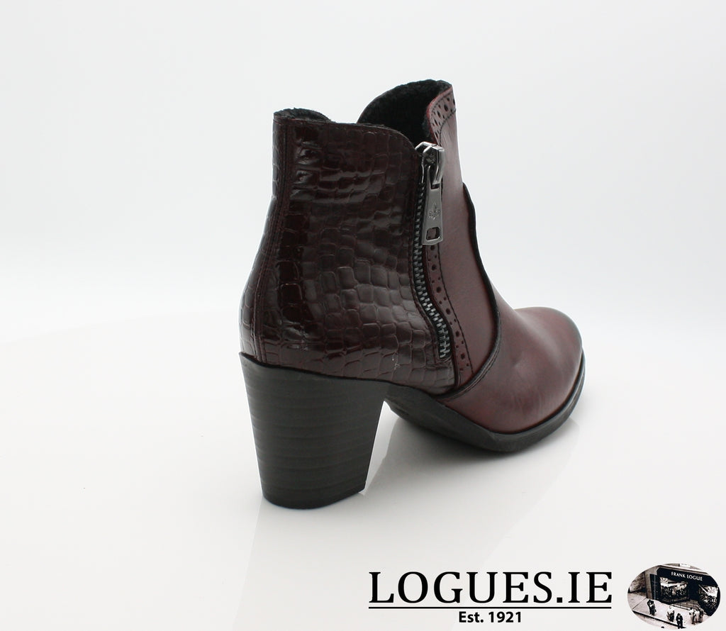 RKR Y8965LadiesLogues Shoeschianti/bordeaux 35 / 42