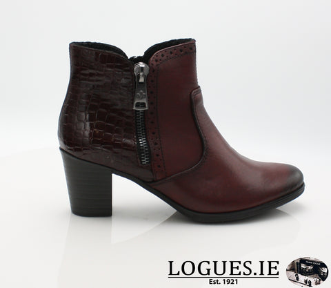 RKR Y8965LadiesLogues Shoeschianti/bordeaux 35 / 36