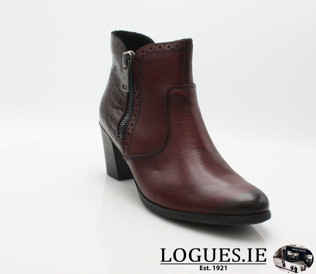RKR Y8965LadiesLogues Shoeschianti/bordeaux 35 / 37