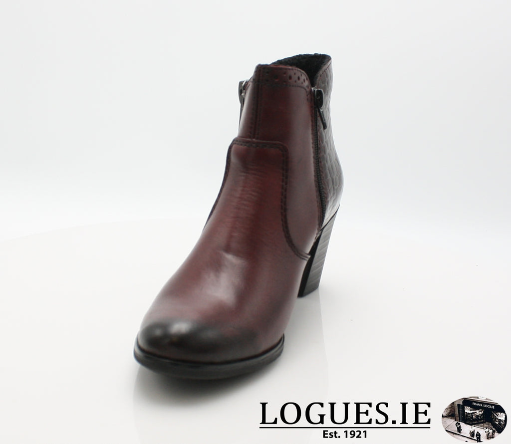 RKR Y8965LadiesLogues Shoeschianti/bordeaux 35 / 38
