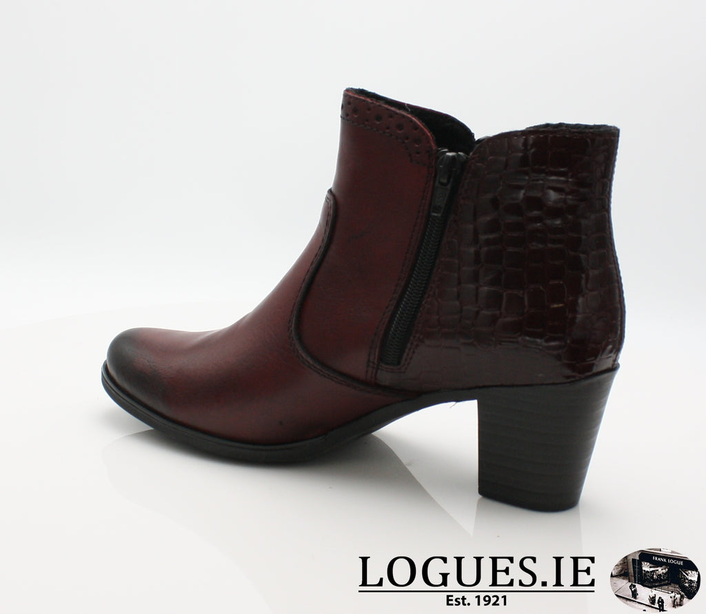 RKR Y8965LadiesLogues Shoeschianti/bordeaux 35 / 40