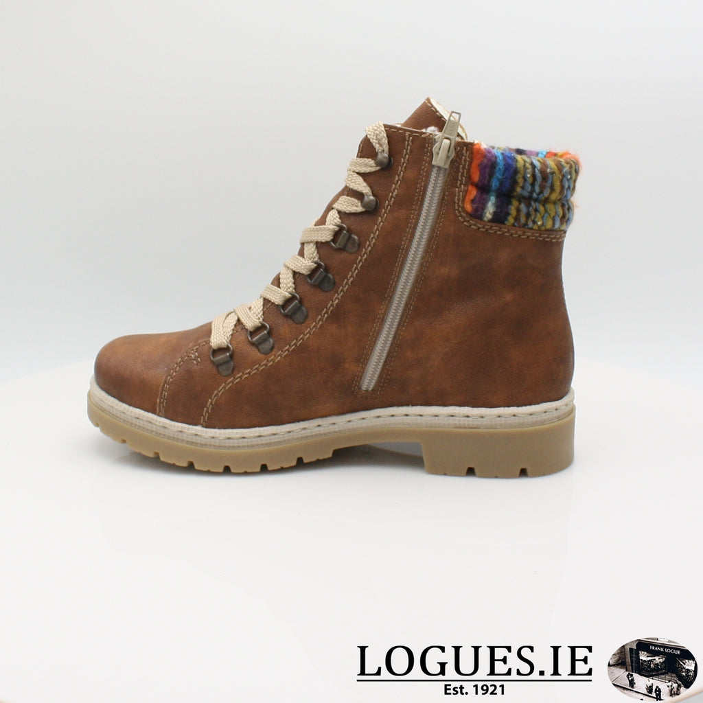 Y9430 RIEKER 19, Ladies, RIEKIER SHOES, Logues Shoes - Logues Shoes.ie Since 1921, Galway City, Ireland.