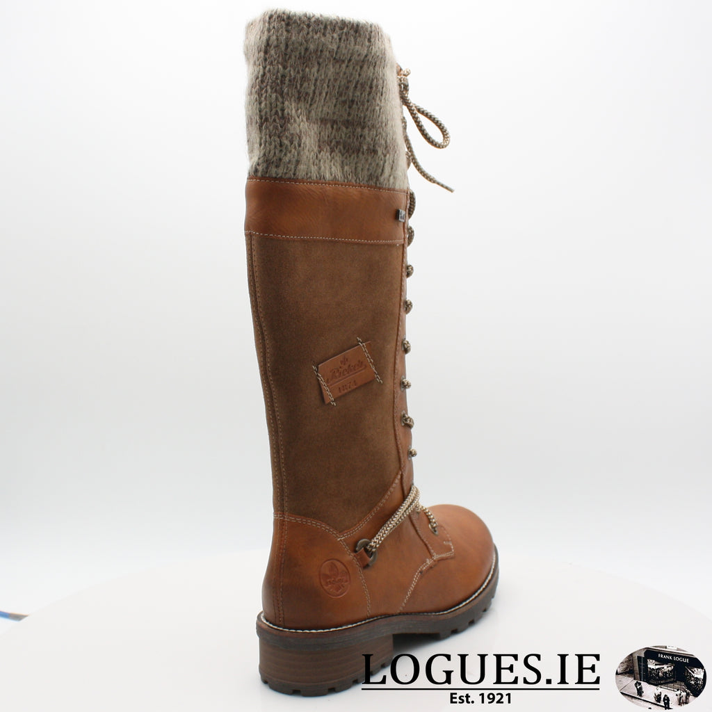 Z0442 RIEKER 19, Ladies, RIEKIER SHOES, Logues Shoes - Logues Shoes.ie Since 1921, Galway City, Ireland.