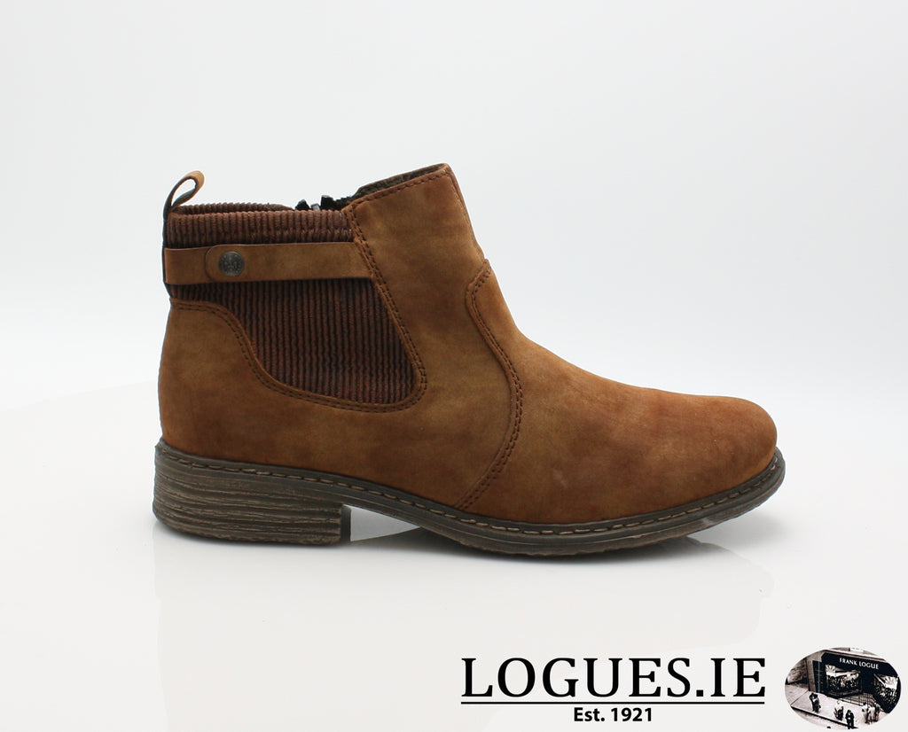 RKR Z2186-Ladies-RIEKIER SHOES-fuchs/sherry 24-36-Logues Shoes
