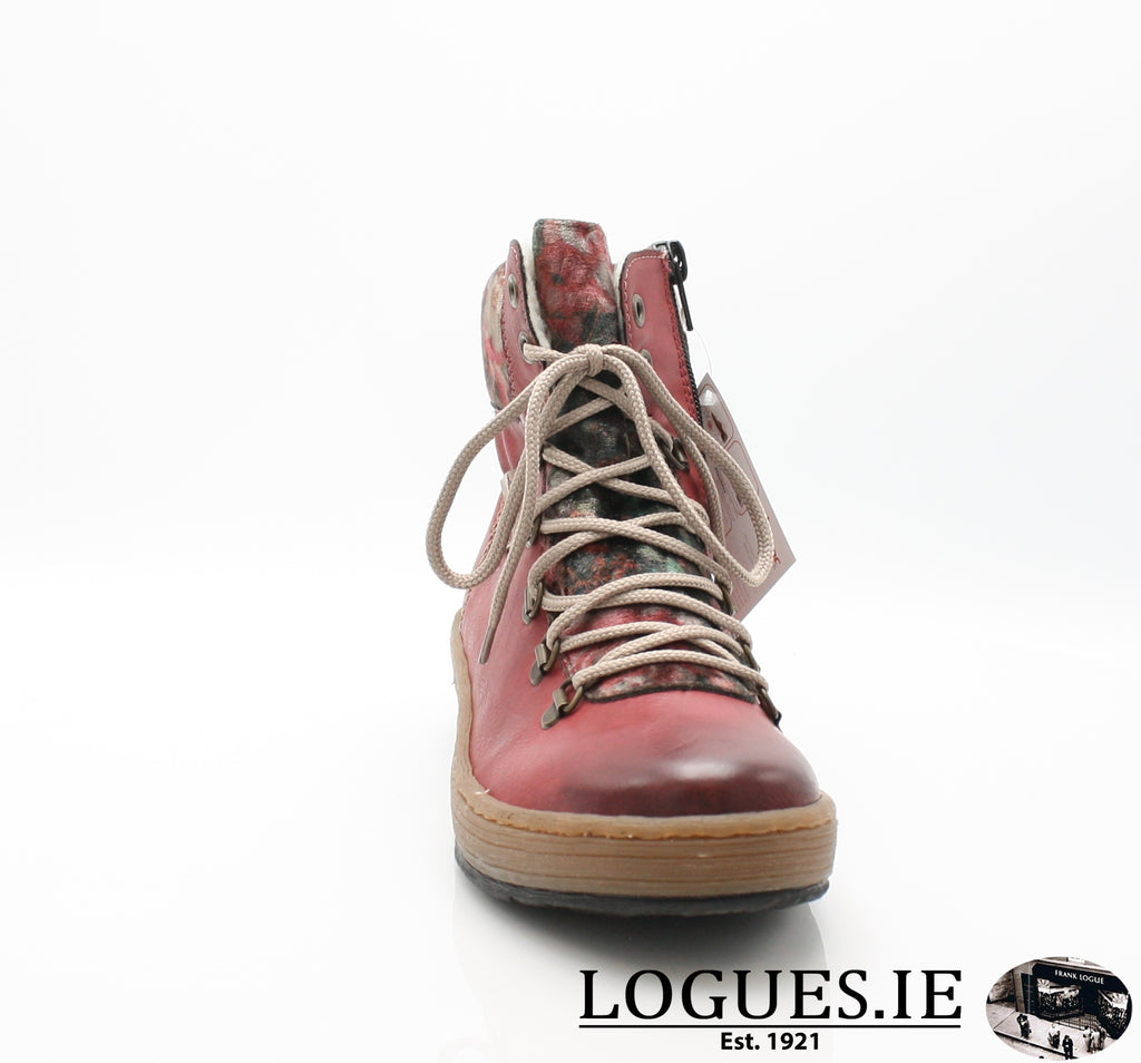 RKR Z6743LadiesLogues Shoeswine/nuss/multi-f 36 / 38