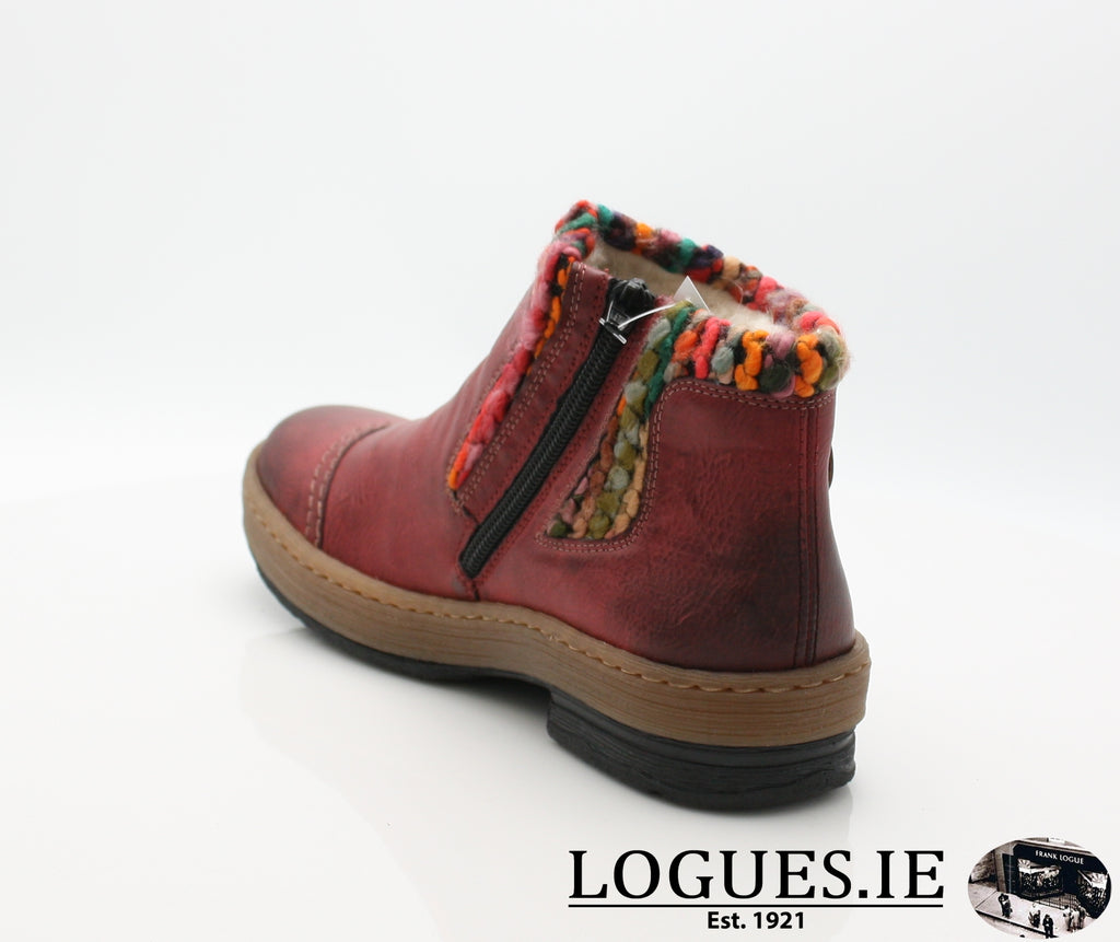 RKR Z6784LadiesLogues Shoes
