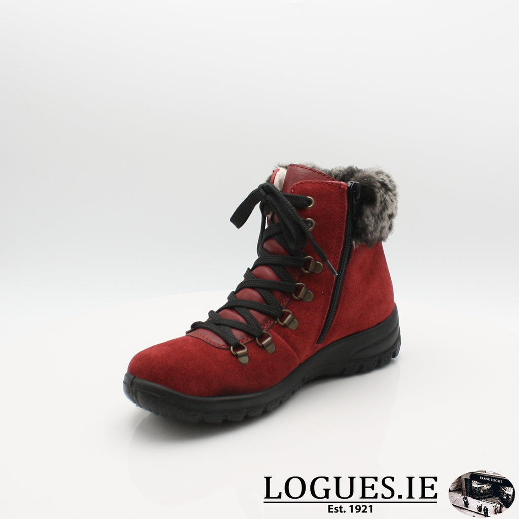 Z7130 RIEKER 19, Ladies, RIEKIER SHOES, Logues Shoes - Logues Shoes.ie Since 1921, Galway City, Ireland.