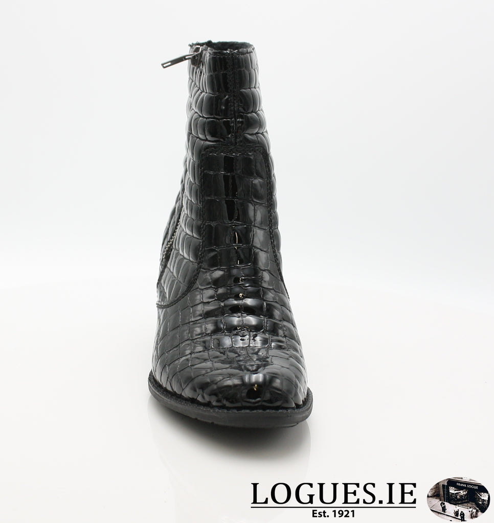 RKR Z7660LadiesLogues Shoesschwarz 01 / 38